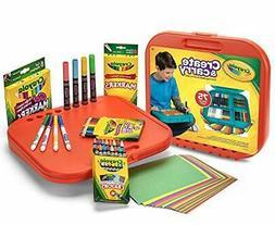 Crayola 04-6814 Create 'N Carry 75Pc Art Kit Art Gift for Ki