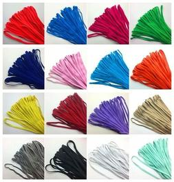 1/4 Inch Elastic Band Cord Sewing Trim | For DIY Mask Sewing
