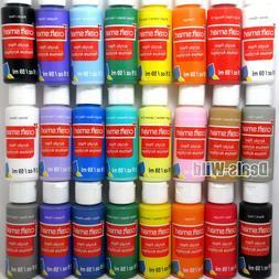 Craft Smart Acrylic Paint Matte - Pick a Color  2oz bottle