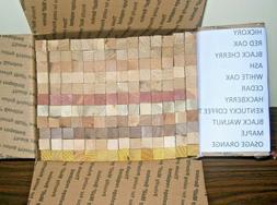 154 Wood Pen Blanks 11 different species