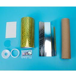 1pc Kaleidoscope Portable Interestin DIY Materials for Kids