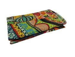 5 Yard Hand Block Print Handmade Cotton Indian Natural Sanga