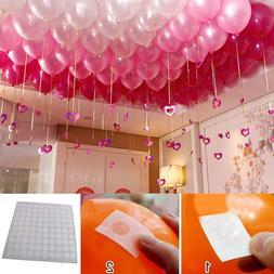 500pcs Glue Dots Stickers Balloon Permanent Adhesive Wedding