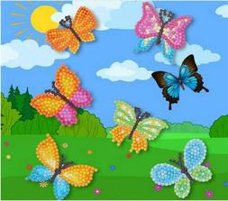 5D Diamond Painting DIY ButterflyDecorations Stickers For