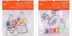 5pc Halloween Suncatcher Kits by Creatology™ Kids' Crafts,