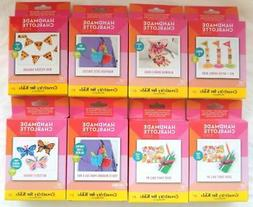 8pc lot Kids Crafts Kits Party Favors Handmade Charlotte Bub