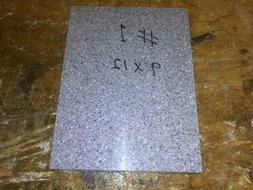 9 x 12  gray with specks  corian cutting board hot plate cra