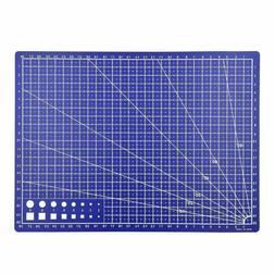 A4 Grid Lines Cutting Board Mat Self-healing Pad Plate Sewin