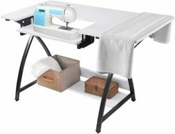 adjustable sewing craft table computer desk sewing