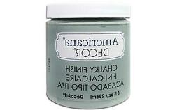 Deco Art ADC-17 Americana Chalky Finish Paint, 8-Ounce, Vint
