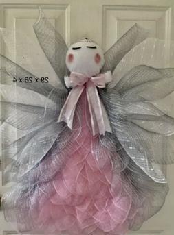 Angel, UITC Board, Wreath, Homemade Crafts