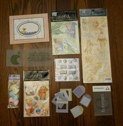 Baby/toddlers Scrapbooking/crafts Stickers  Plus