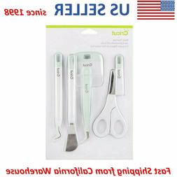 Cricut Basic Tool Craft Vinyl Weeding Precision 5pc Set Craf