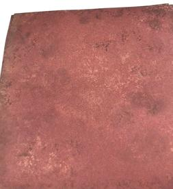 Burgundy Marbled Look Scrapbook Craft Greeting Card Paper