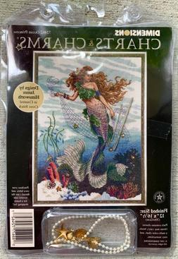 Dimensions Charts&Charms 72462 Ocean Princess Counted Cross