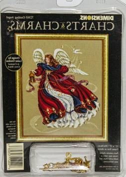 Dimensions Charts & Charms Counted Cross Stitch  #72303 Guid
