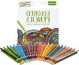 Colored Pencils For Adult Coloring Fun At Home Activities 50