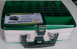 """Plano Molding Compartment Box, 12-5/8"""" W x 8-7/8"""" L x 4-1/8"""""""