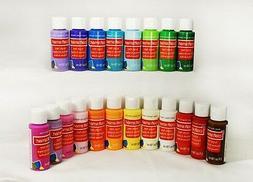 Craft Smart Delta Acrylic Paint 2 fl.oz. 1 bottle 40+ Colors