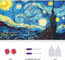 Crafts Graphy 5D DIY Diamond Painting Kits for Adults Full D