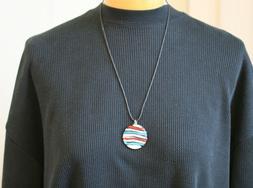 """Sierra Pacific Crafts Women's Necklace 24"""" Unique Artistic D"""