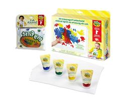 CRAYLOA MY FIRST FINGER PAINT KIT FOR TODDLERS WITH  ART SMO
