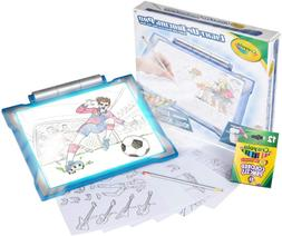 Crayola Light Up Tracing Pad Blue,  Exclusive, Toys, Gift Fo