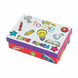 Crayola  My Great Ideas Box Craft Kit - Craft Kits - 6 Piece