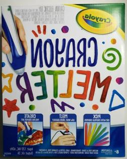 Crayola Crayon Melter- Melting Art for Kids - Multicolor New