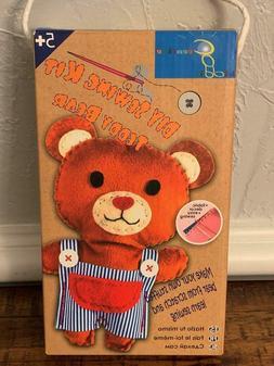 Creative Kiddie Sewing Crafts for Kids Teddy Bear DIY Kit fo