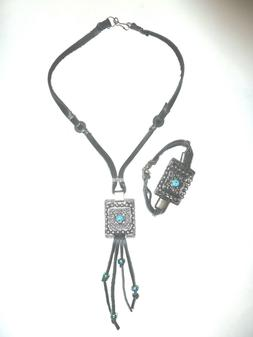 Custom Handmade Women's Necklace & Bracelet One Of A Kind Cr