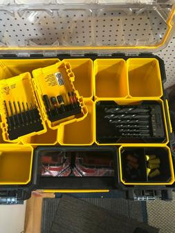 dewalt and craftsman parts organizer  bin insert for drill d