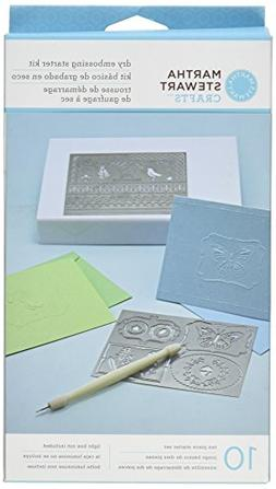 Martha Stewart Crafts Dry Embossing Kit