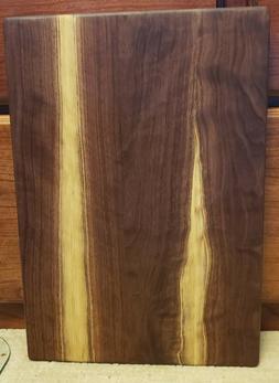 Extra Large American Walnut Wood Cutting Board or Charcuteri