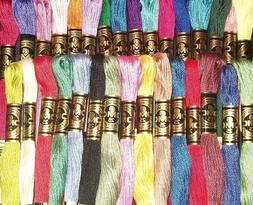 DMC Floss 1 Skein PICK YOUR COLORS #150-372