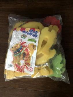 Foam Lion Children's Craft For 5 Kids