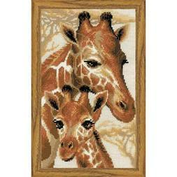 RIOLIS® Giraffes Counted Cross-Stitch Kit