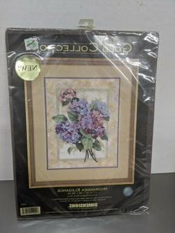 Dimensions Gold Collection Hydrangea Elegance Karen Avery 11