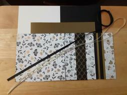 Stampin Up! GOLDEN HONEY SPECIALTY 6 x 6 Designer Paper Card