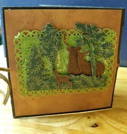 Handmade Crafts Scrapbook Album Mini Album, gifts, memorie