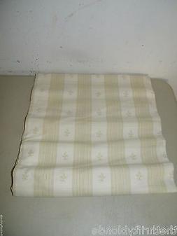 Martha Stewart Home Dec Cotton Fabric 1 1/8 Yards 17112 Beig