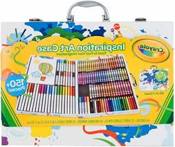 Crayola Inspiration Art Case Coloring Set Classic, Gift for