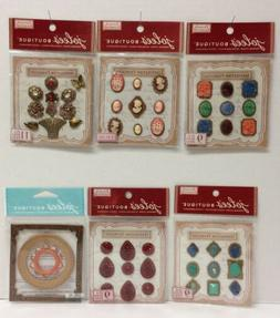 Jolee's Boutique Dimensional Stickers For Scrapbooking & O