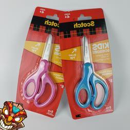 kids blunt tip scissors