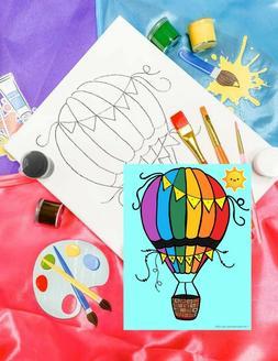 Kids Paint Kits, Painting, Art, Crafts,