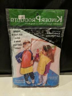 Kinder-Childs Smock Fits Ages 6-8