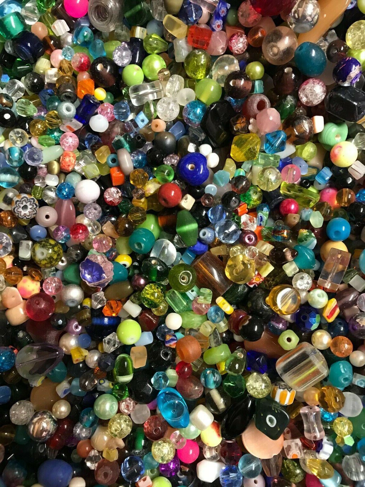 ~100~ Piece Beads Lot Craft
