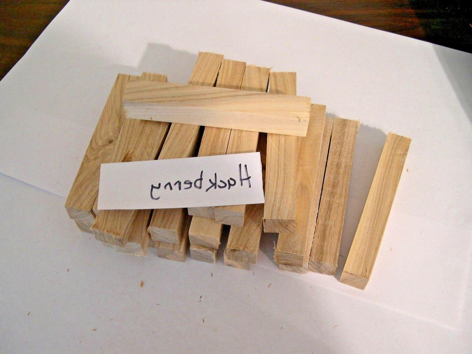 154 Wood Blanks 11 species