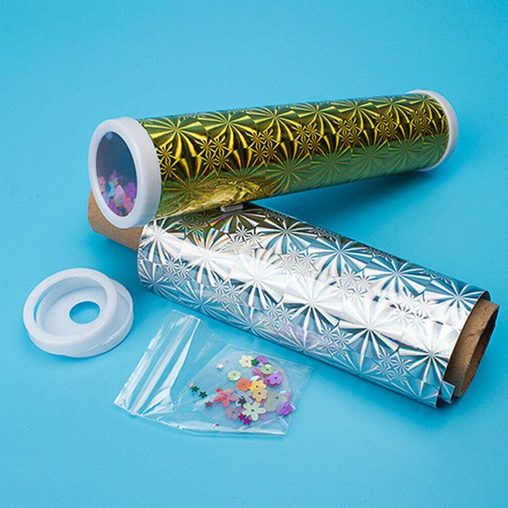 1pc kaleidoscope portable diy materials kaleidoscope making