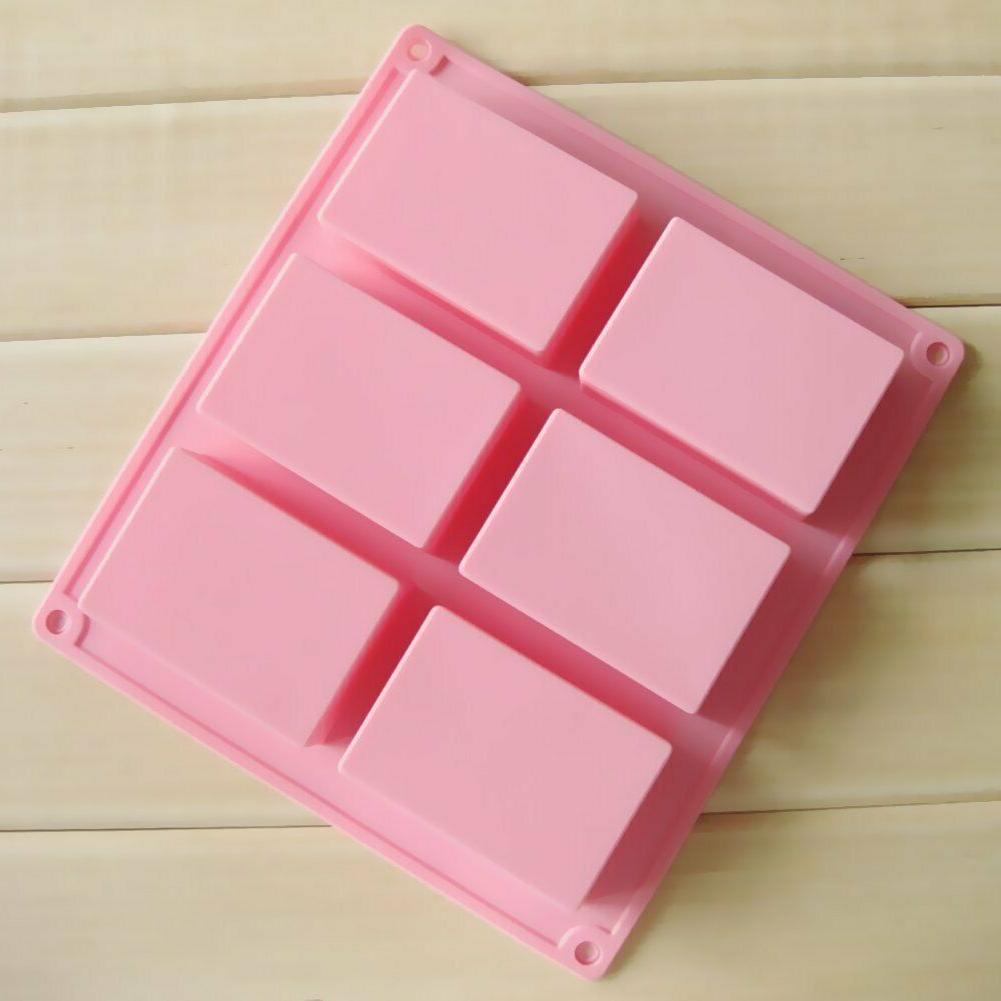 2 Soap Molds Cavities Baking Cake DIY